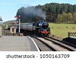Steam Locomotive The North...