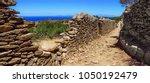 Small photo of Greek islands view. Island of Kea