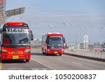 mar 18 2018 bus arrive at...   Shutterstock . vector #1050200837