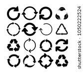 set of circle arrow icon....