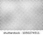 grunge halftone background ... | Shutterstock .eps vector #1050274511