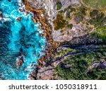 this is a aerial photograph of... | Shutterstock . vector #1050318911