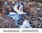 Rogie Falls  Highland  Scotland