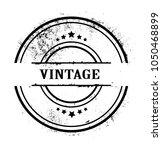 vintage grunge stamp.vector... | Shutterstock .eps vector #1050468899