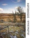 abandoned croft of easter...   Shutterstock . vector #1050481694