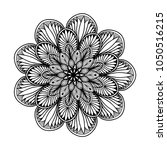 mandalas for coloring book....   Shutterstock .eps vector #1050516215