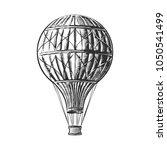 vector engraved style... | Shutterstock .eps vector #1050541499