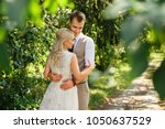 wedding and marriage concept....   Shutterstock . vector #1050637529