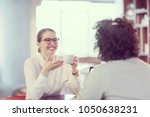 startup business people using... | Shutterstock . vector #1050638231