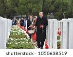 canakkale  turkey   march 18 ... | Shutterstock . vector #1050638519