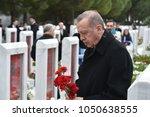 canakkale  turkey   march 18 ... | Shutterstock . vector #1050638555