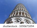 italy  pisa  pisa tower. | Shutterstock . vector #1050671054