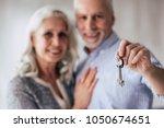 love lives forever  senior... | Shutterstock . vector #1050674651