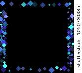 rhombus purple minimal... | Shutterstock .eps vector #1050730385