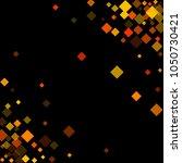 rhombus card minimal geometric... | Shutterstock .eps vector #1050730421