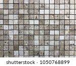 stone brick wall textured...   Shutterstock . vector #1050768899