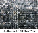 stone brick wall textured...   Shutterstock . vector #1050768905