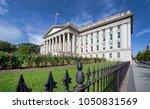 the treasury department...   Shutterstock . vector #1050831569