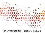 dark green  red vector abstract ... | Shutterstock .eps vector #1050841691