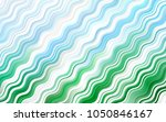 light blue  green vector... | Shutterstock .eps vector #1050846167