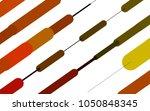 light orange vector template... | Shutterstock .eps vector #1050848345