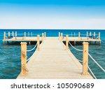 leaves frame close up | Shutterstock . vector #105090689