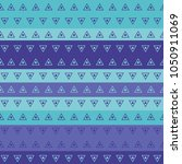 abstract seamless pattern with... | Shutterstock .eps vector #1050911069