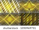 collection of images yellow.... | Shutterstock . vector #1050969731