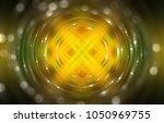 abstract background gold bokeh... | Shutterstock . vector #1050969755