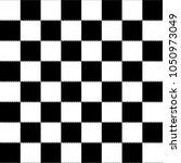 Modern Checker Chess Square...