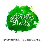 calligraphy of the concept of... | Shutterstock .eps vector #1050988751