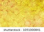 light orange vector natural... | Shutterstock .eps vector #1051000841