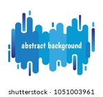 abstract modern style... | Shutterstock .eps vector #1051003961
