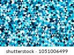 dark yellow vector low poly... | Shutterstock .eps vector #1051006499