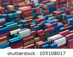 Lot\'s Of Cargo Freight...