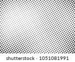 grunge halftone background ... | Shutterstock .eps vector #1051081991