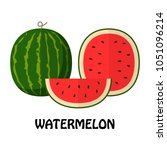 vector illustration flat... | Shutterstock .eps vector #1051096214