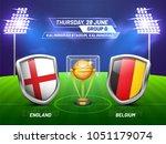 soccer championship league ...   Shutterstock .eps vector #1051179074