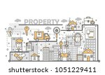 property concept vector...