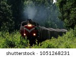 Goods Train Or Freight Train Is ...