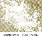 grunge texture   abstract... | Shutterstock .eps vector #1051278407
