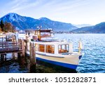 famous tegernsee lake in... | Shutterstock . vector #1051282871