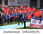 canakkale  turkey   march 18 ...   Shutterstock . vector #1051335191
