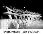 Behind The Scenes Of Ballet. ...