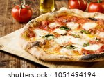 Traditional Neapolitan Pizza