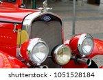 prague  czech republic   july 5 ... | Shutterstock . vector #1051528184