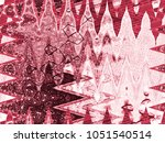 psychedelic style background ... | Shutterstock . vector #1051540514