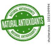 Natural Antioxidants Grunge...