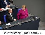 berlin  germany     mar 21 ... | Shutterstock . vector #1051558829
