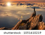 concept vision  young... | Shutterstock . vector #1051610219